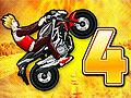 טורבו אופנוע 4 , טירוף בעלייה 4 , שחקו ותשחקו במשחק בעליה