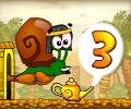 בוב החילזון 3 , משחק חשיבה מגניב , עזרו לבוב לעבור שלבים במצריים עם בוב החילזון 3