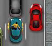 משחק של קפיצה ממכונית למכונית בזמן נהיגה , לחצו רווח או למטה לצאת מהמכונית ואז לצד שתרצו לקפוץ למכונית החדשה ואז שוב רווח להכנס אליה , תנסו לקפוץ על מכוניות ברצף ולהרוויח בונוסים.